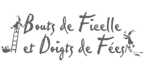 Logo Bouts de ficelle et doigts de Fées