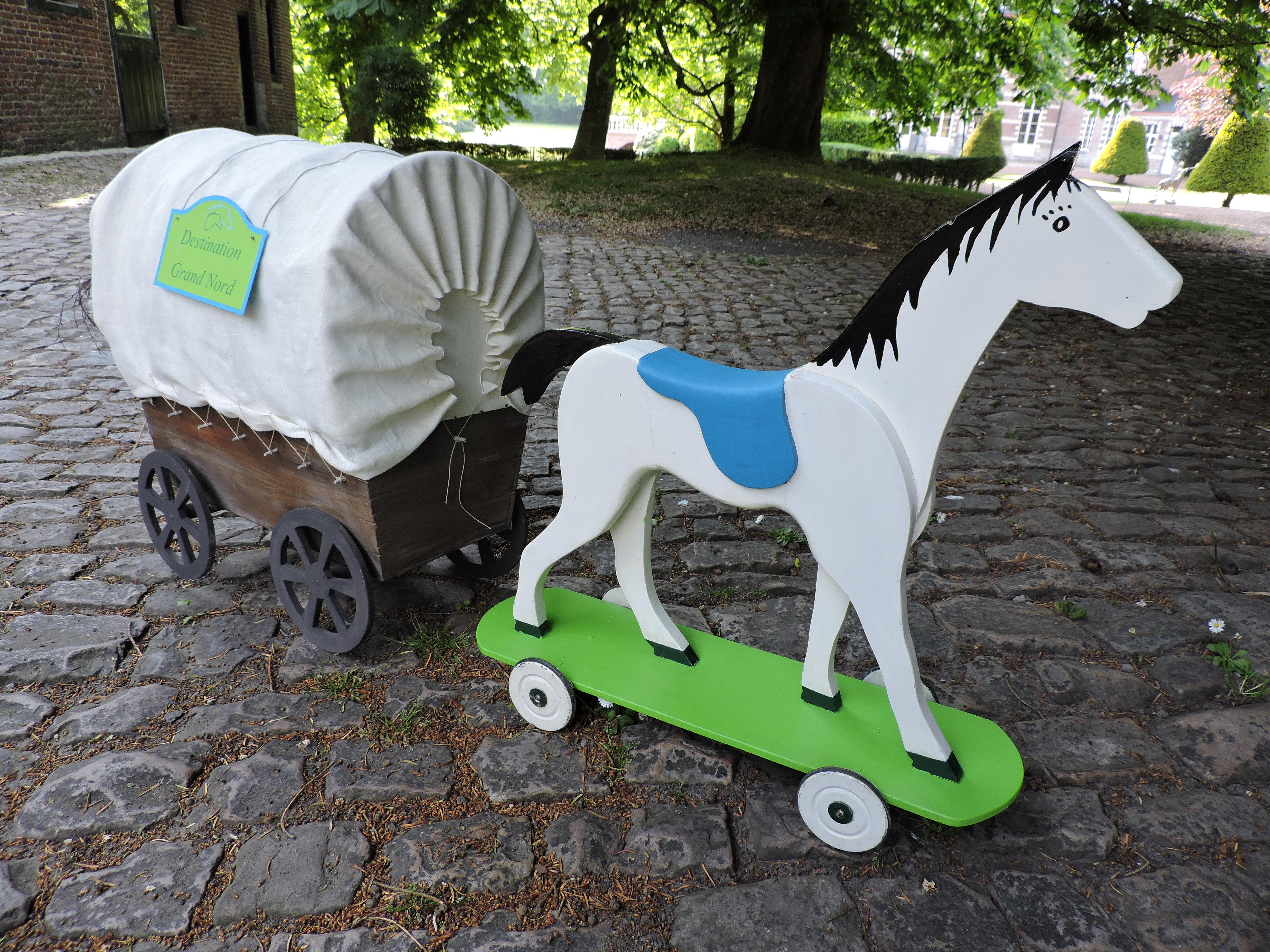 Décoration chevaux | Bouts de Ficelle et Doigts de Fées