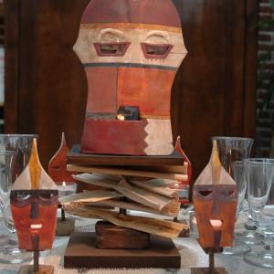 création de décoration de table à thème dans le Nord et La Belgique