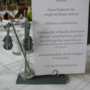 décoration de table personnalisée dans le Nord et La Belgique pour tout événement