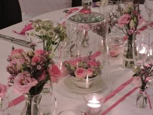 centre de table personnalisé décoration de mariage nord, location décoration de mariage nord, l'auberge du tilleul hem