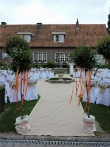 décoration de mariage nord, décoratrice de mariage nord, décoration de mariage thème champetre corail cérémonie laïque, décoration de mariage personnalisée nord, domaine de ronceval belgique